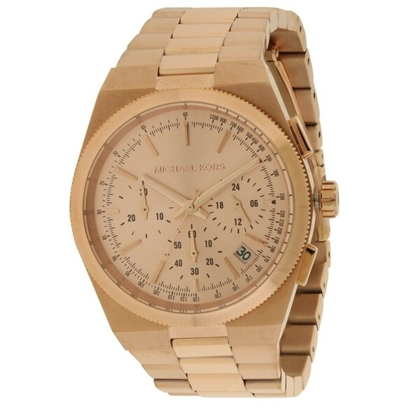 45614be55dff Shop Michael Kors Channing Ladies Watch - Free Shipping Today - Overstock -  17698352