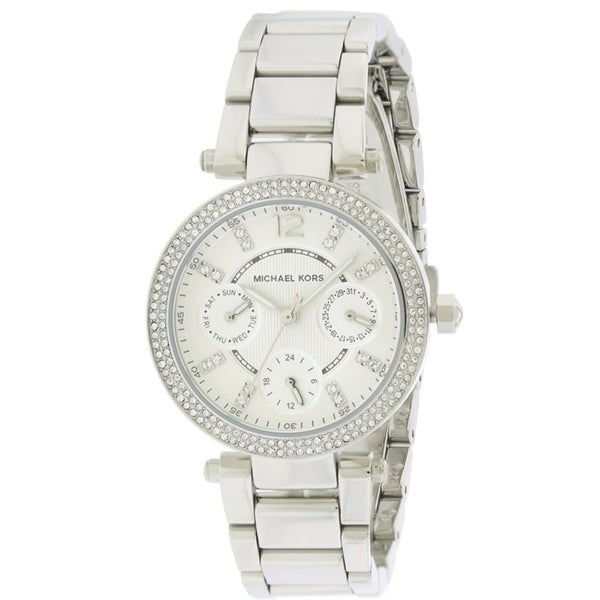 2886370db781 Shop Michael Kors Chronograph Ladies Watch - Free Shipping Today ...