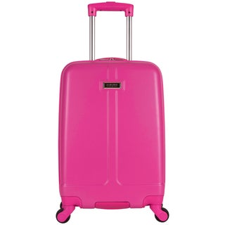 Kenneth Cole Reaction High-Lite 20-inch Lightweight Hardside Carry On Spinner Suitcase (Option: magenta)