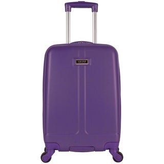 Kenneth Cole Reaction High-Lite 20-inch Lightweight Hardside Carry On Spinner Suitcase