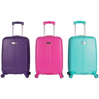 Kenneth Cole Reaction High-Lite 20-inch Lightweight Hardside Carry On Spinner Suitcase|https://ak1.ostkcdn.com/images/products/17698383/P23904877.jpg?impolicy=medium