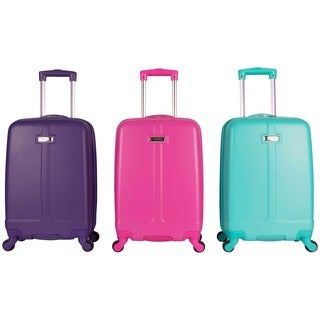 Kenneth Cole Reaction High-Lite 20-inch Lightweight Hardside Carry On Spinner Suitcase (2 options available)