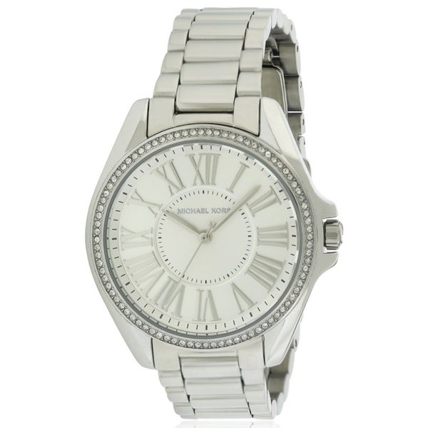 47066b2d10af Shop Michael Kors Kacie Crystal Ladies Watch MK6183 - Free Shipping Today -  Overstock - 17698384