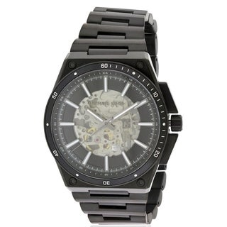 Michael Kors Wilder Black IP Automatic male Watch MK9023