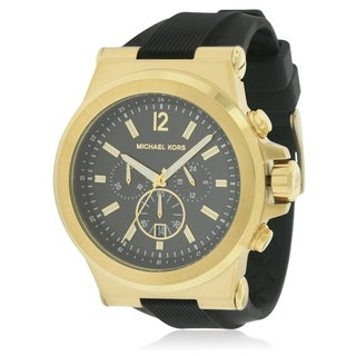 Michael Kors Dylan Silicone Chronograph male Watch MK8445