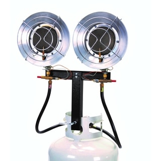 AZ Patio Heaters Dual Tank Top Heater