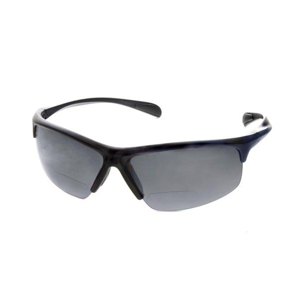d948dda230 Shop Hot Optix Men s Sport Wrap Sunglass Readers - Free Shipping On ...