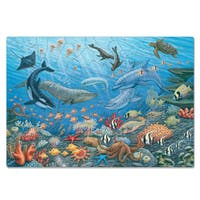 T.S. Shure Ocean Life Magnetic Playboard and Puzzle