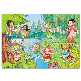 T.S. Shure Fairy Fun Magnetic Playboard and Puzzle