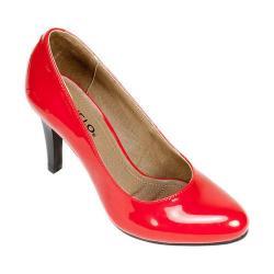 Women's Rialto Coline Pump Red Patent