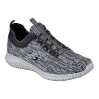 Men's Skechers Elite Flex Hartnell Sneaker Gray/Black