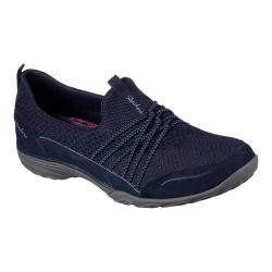 Skechers Empress Splendid Womens Slip On Sneakers Navy 8.5 TSZwXrd1V