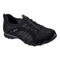 Women's Skechers Relaxed Fit Bikers Hermosa Sneaker Black