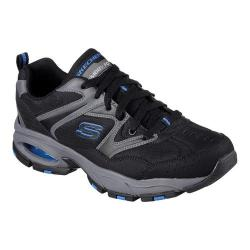 Men's Skechers Vigor Air Trainer Black/Blue