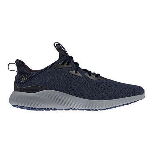 b3622bb10 Men  x27 s adidas AlphaBOUNCE EM Running Shoe Collegiate Navy Utility Black
