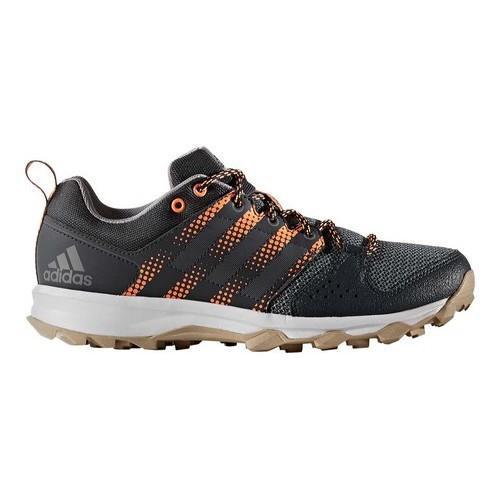 Women's adidas Galaxy Trail Running Shoe Dark Grey/Grey/G...