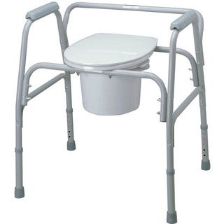 Medline Bariatric 4-in-1 Commode