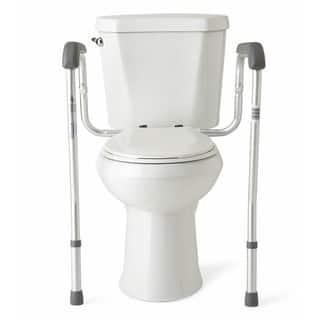 Medline Toilet Safety Rails|https://ak1.ostkcdn.com/images/products/1770203/P10128837.jpg?impolicy=medium