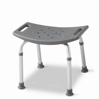Medline Gray Backless Bath Bench