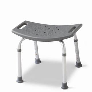 Medline Gray Backless Bath Bench|https://ak1.ostkcdn.com/images/products/1770204/P10128838.jpg?impolicy=medium