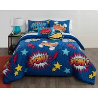 Comic 5-piece Comforter Set