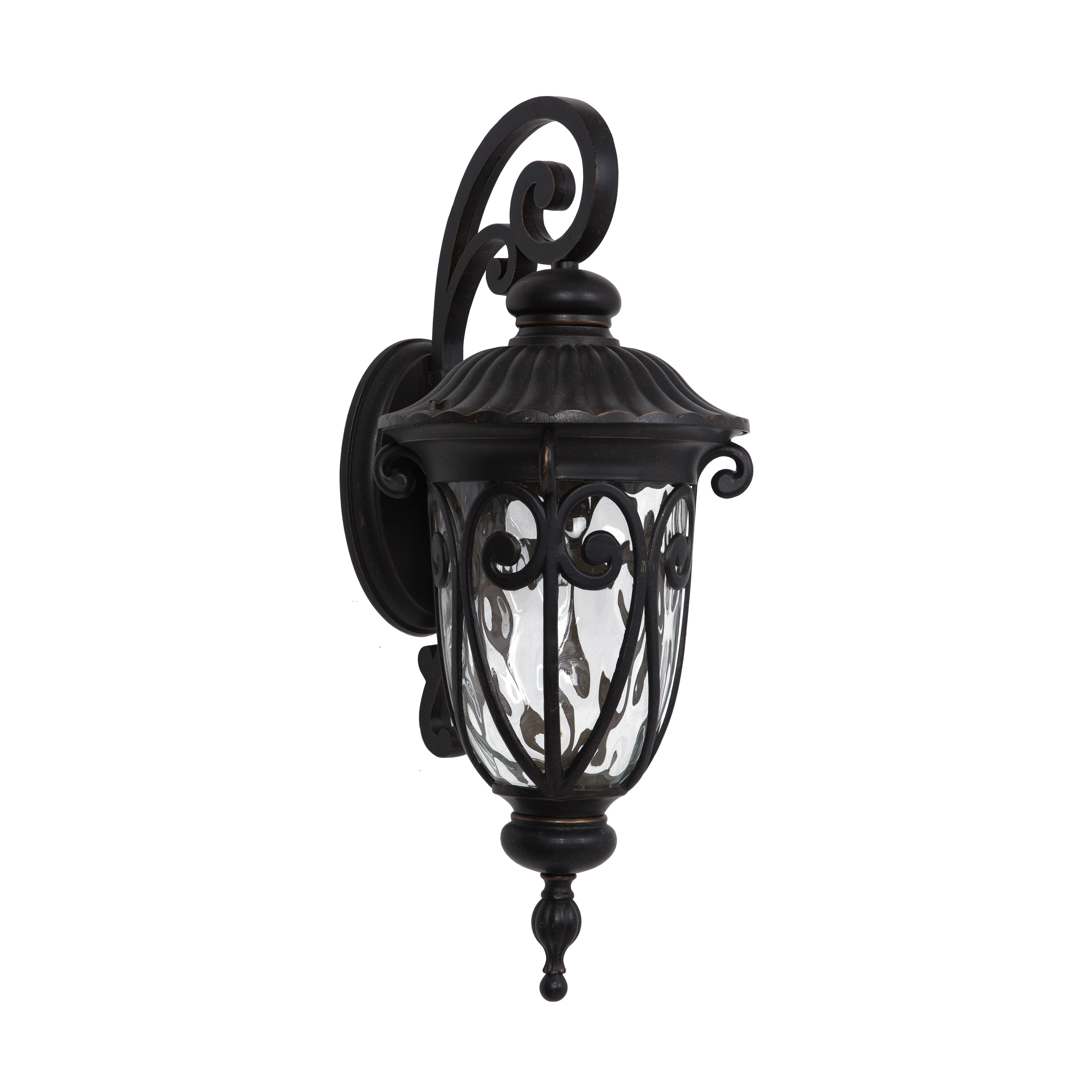 Yosemite Home Decor Viviana Collection Single Light Led Exterior Light Overstock 17703120