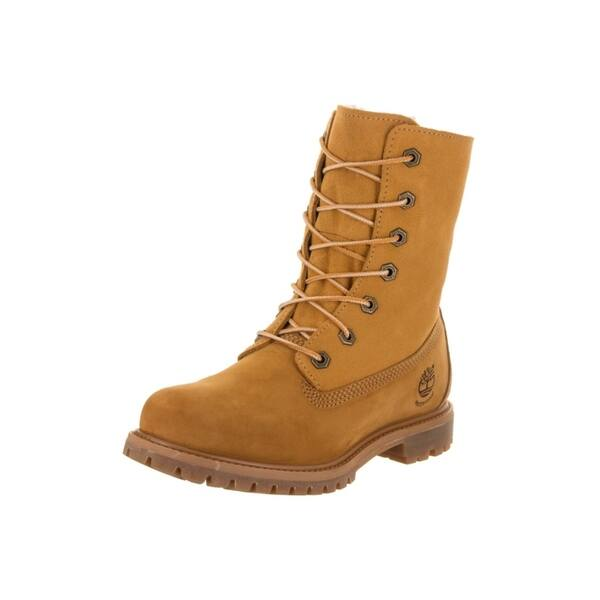 basura montículo yo mismo  Timberland Women's Authentic Teddy Fleece Boot - Overstock - 17708222