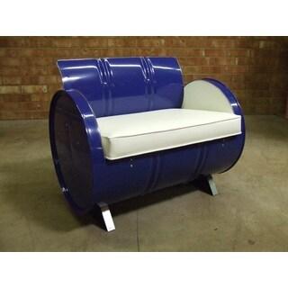 Handmade Ultramarine Armchair (USA)