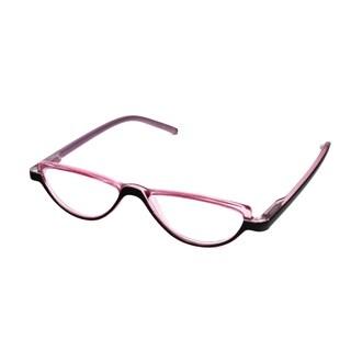 Hot Optix Ladies Two-Toned Half-Eye Reading Glasses https://ak1.ostkcdn.com/images/products/17708668/P23914134.jpg?_ostk_perf_=percv&impolicy=medium