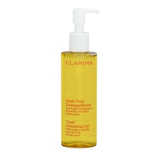 Clarins Total Cleansing Oil All Skin Types 150ml / 5.1oz