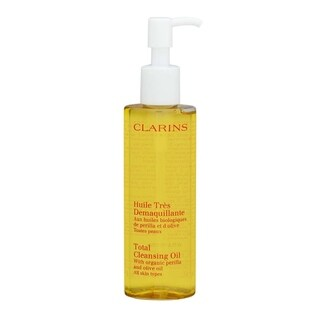 Clarins 5.1-ounce Total Cleansing Oil All Skin Types