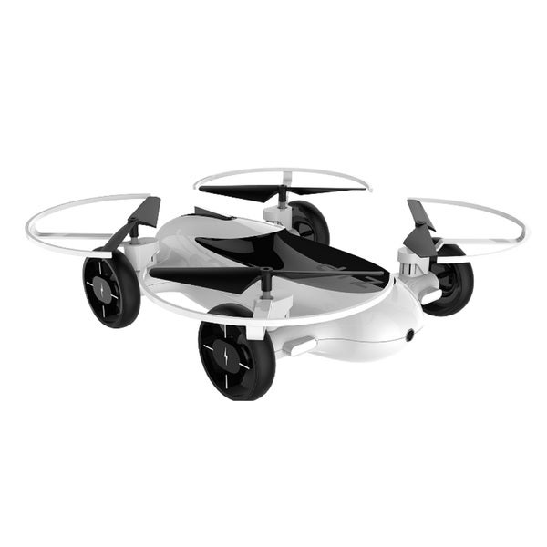 Shop Sharper Image Rechargeable Fly Drive Car Drone On Sale