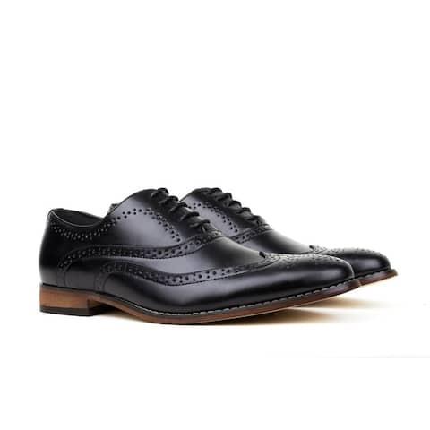 264110801 Buy Black Men's Loafers Online at Overstock | Our Best Men's Shoes Deals