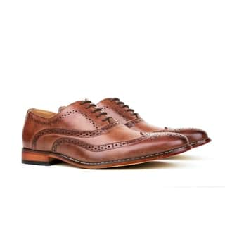 08c6d704995a Buy Brown Men s Loafers Online at Overstock