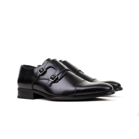 5ea590d64ed6b Buy Black Men s Loafers Online at Overstock