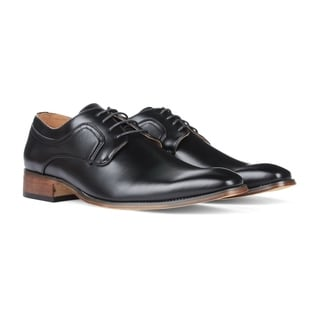 UV Signature Men's Point Toe Dress Shoes With Lace Up