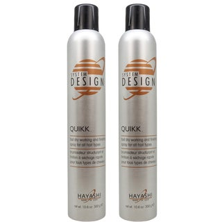 Hayashi System Design 10.6-ounce Quikk Spray (Pack of 2)