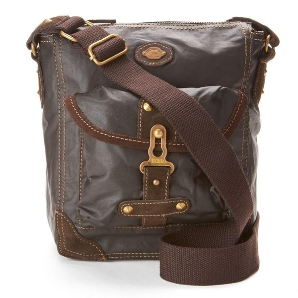 Shop Women s TSD Brand Dolphin Crossbody Bag Dark Brown - On Sale ... 4c896d3ce3
