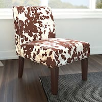 Animal Print Living Room Chairs   Shop Online at Overstock