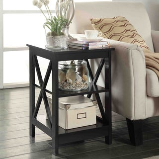 Convenience Concepts Oxford End Table (4 options available)