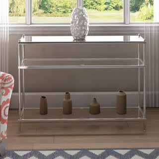 Silver Orchid Farrar Console Table