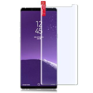 Insten 9H Hardness Ultra Clear Tempered Glass Screen Protector Guard Film Shield Cover for Samsung Galaxy Note 8