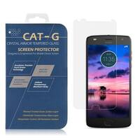 Insten 0.33mm Clear 9H hardness Tempered Glass Screen Protector Guard Film for Motorola Moto Z Play