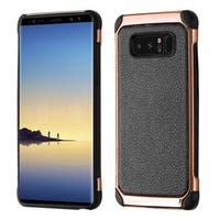 Insten Hard Snap-on Dual Layer Hybrid Case Cover For Samsung Galaxy Note 8