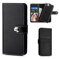 Insten Leather Case Cover with Stand/Wallet Flap Pouch/Photo Display For Apple iPhone 6 Plus/6s Plus/7 Plus