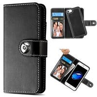 Insten Leather Case Cover with Stand/Wallet Flap Pouch/Photo Display For Apple iPhone 6/6s/7