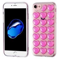 Insten TPU Rubber Candy Skin Case Cover For Apple iPhone 7