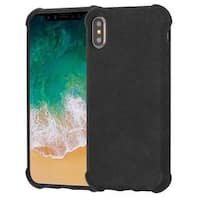 Insten TPU Rubber Candy Skin Case Cover For Apple iPhone X