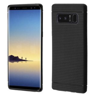 Insten TPU Rubber Candy Skin Case Cover For Samsung Galaxy Note 8