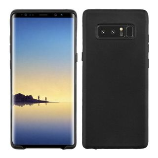 Insten TPU Rubber Candy Skin Matte Case Cover For Samsung Galaxy Note 8